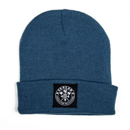 Senlak Original Cuffed Beanie - Airforce Blue